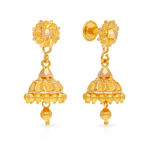 Malabar Gold Earring USEG037353