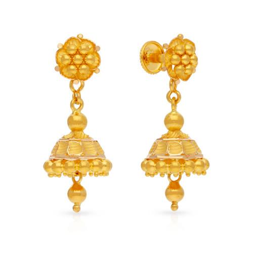 Malabar Gold Earring USEG037354