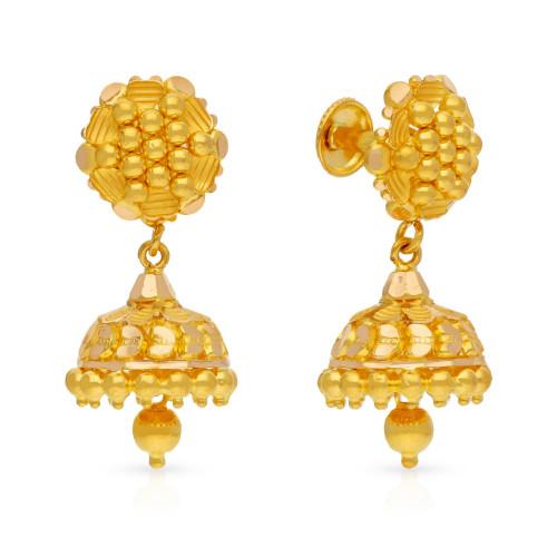 Malabar Gold Earring USEG037355