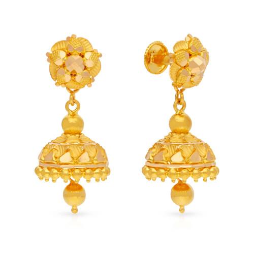 Malabar Gold Earring USEG037363