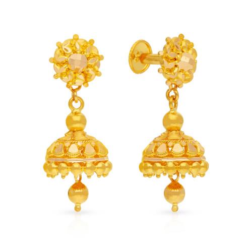 Malabar Gold Earring USEG037367