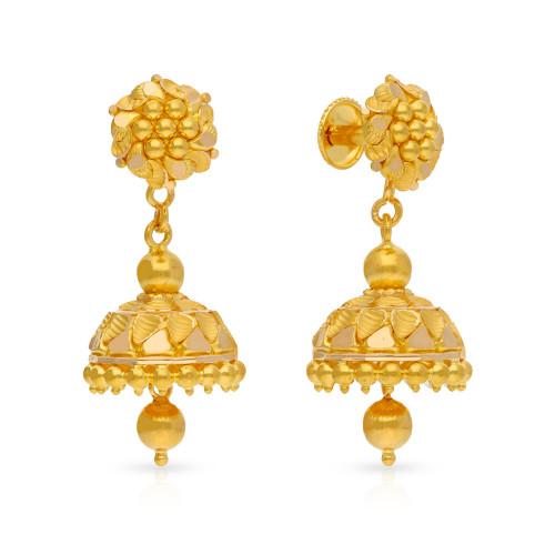 Malabar Gold Earring USEG037372