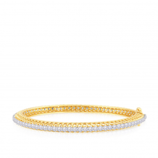 Mine Diamond Bangle MNSOBN0003