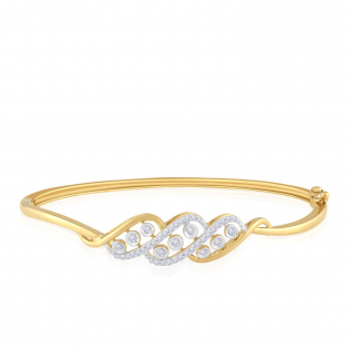 Mine Diamond Bangle MNGNBN2052
