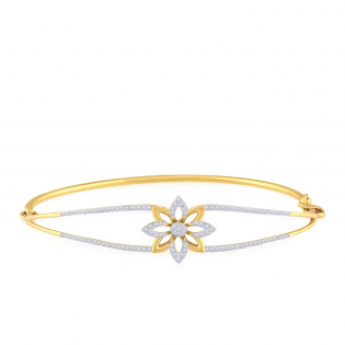 Mine Diamond Bangle MNGNBN1813