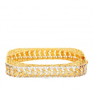 Malabar Gold Bangle FRBNBL001