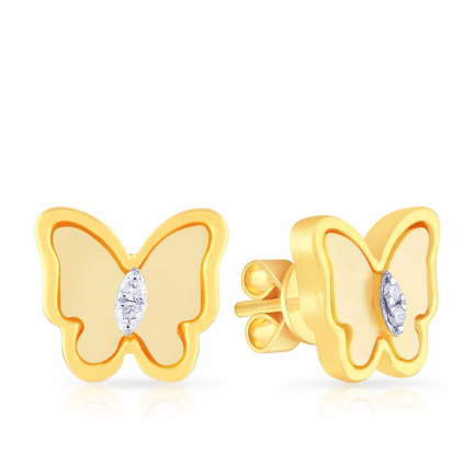 Mine Diamond Earring MNAGER0048