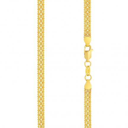 Malabar Gold Chain AICHBKB40P12