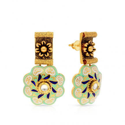 Malabar Gold Earring ANKDN21ER02