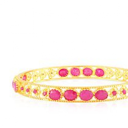 Precia Gemstone Bangle BG639713_US
