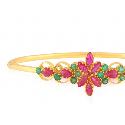Precia Gemstone Bangle BG653012_US