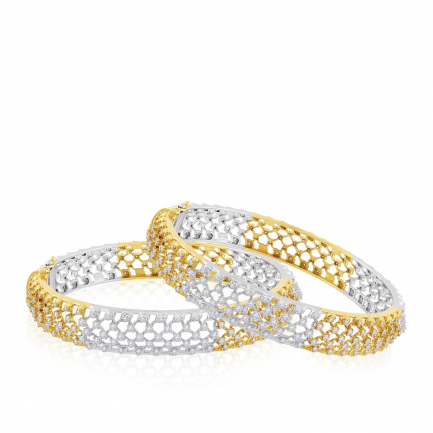 Mine Diamond Bangle Set BSBG361138