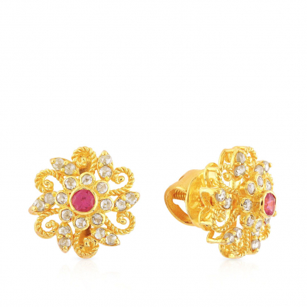 Era Uncut Diamond Earring EG033546
