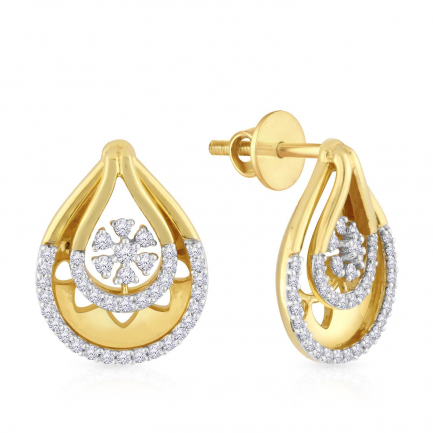 Mine Diamond Earring EG070366_US