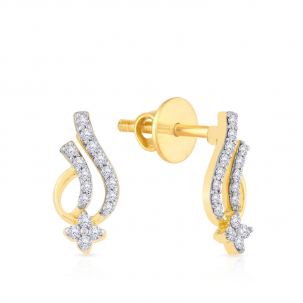 Mine Diamond Earring EG070574_US