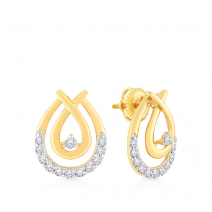 Mine Diamond Earring EG176766_US