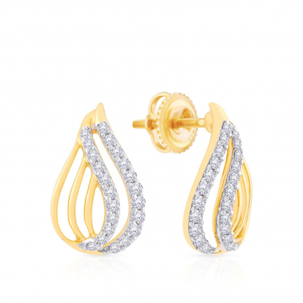 Mine Diamond Earring MNAPAN044ER1