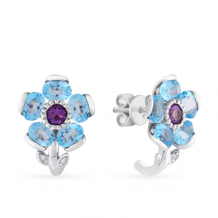 Mine Diamond Earring MNGNER9587