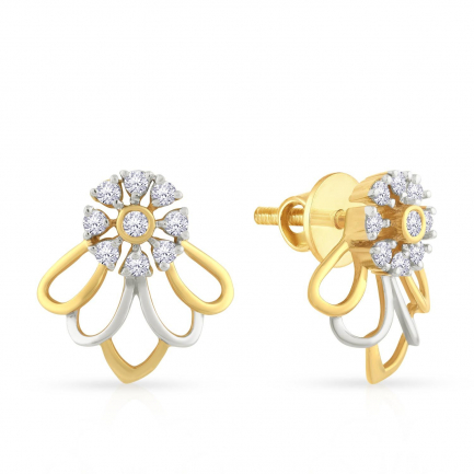 Mine Diamond Earring MNGNER10708