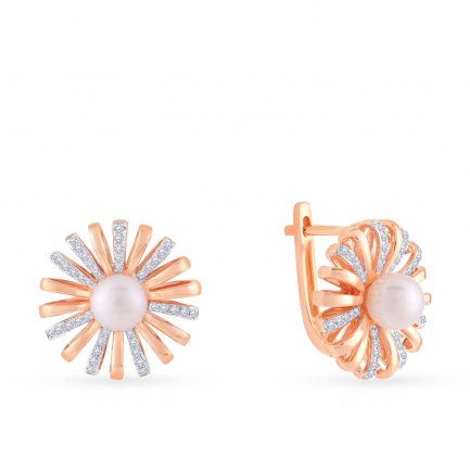 Mine Diamond Earring MNAGER0638