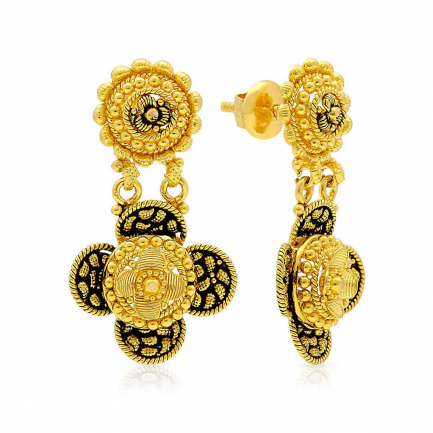 Malabar Gold Earring EG822309