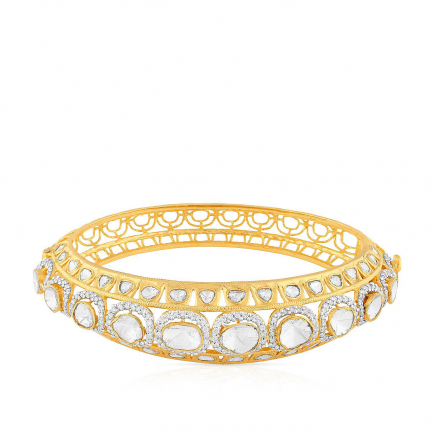 Era Uncut Diamond Bangle ETRDPLK002BN1