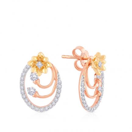 Mine Diamond Earring MGNFLC047ER5