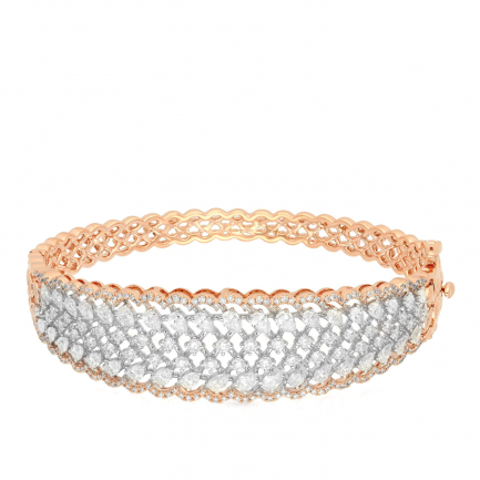 Mine Diamond Bangle MGNFNC052BN1