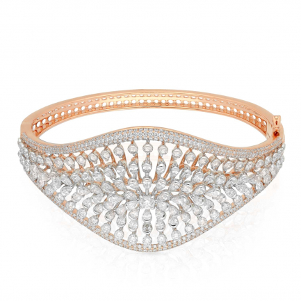 Mine Diamond Bangle MGNFNC055BN1