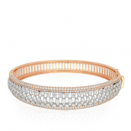 Mine Diamond Bangle MGNFNC056BN1