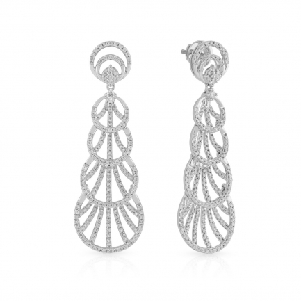 Mine Diamond Earring MGNFSH191ER1
