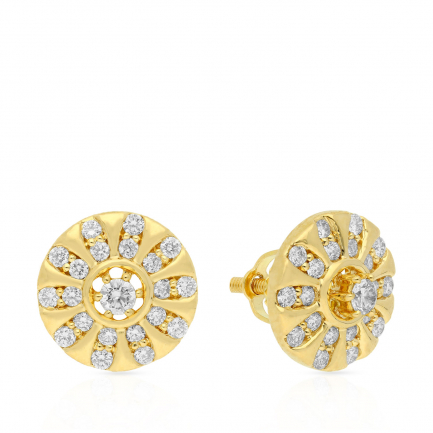 Mine Diamond Earring MGNGEN279ER1