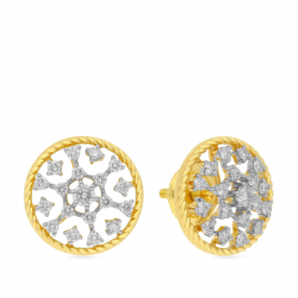 Mine Diamond Earring MGNGEN281ER1
