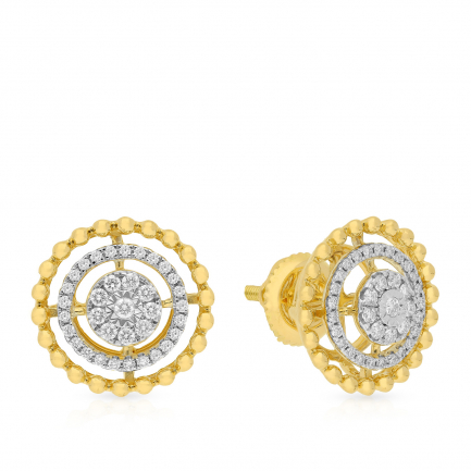 Mine Diamond Earring MGNGEN284ER1