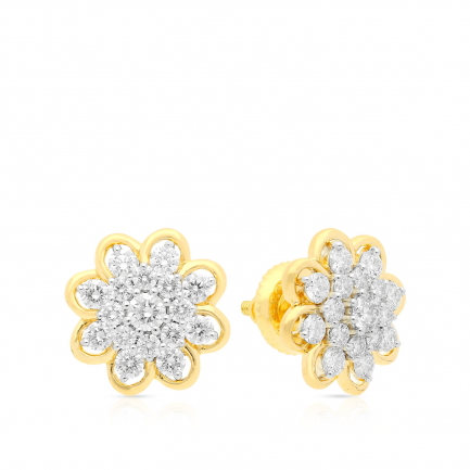 Mine Diamond Earring MGNGEN289ER1