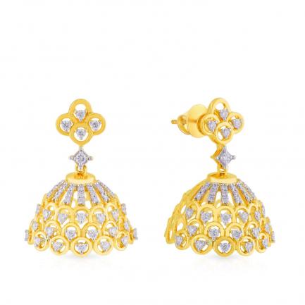 Mine Diamond Earring MGNTRA116ER1