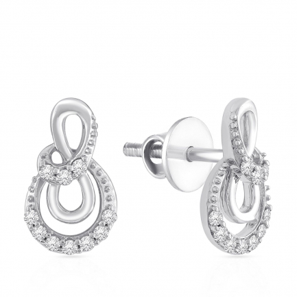Mine Diamond Earring MNGNER11885_US