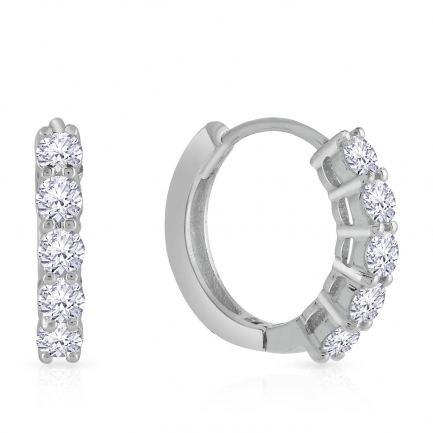 Mine Diamond Earring MNGNER13024