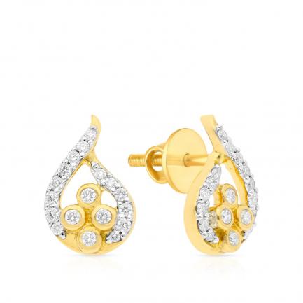 Mine Diamond Earring MNGNER18471
