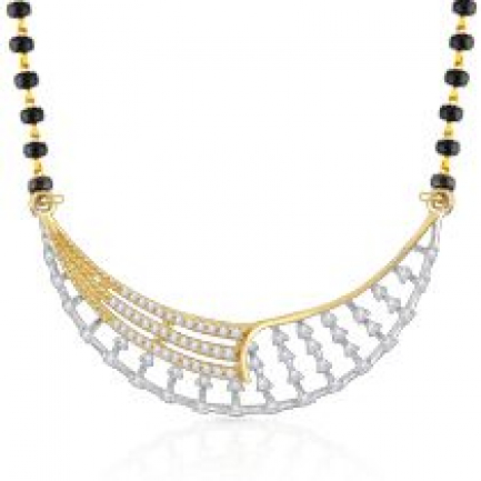 Mine Diamond Mangalsutra MS430979_US