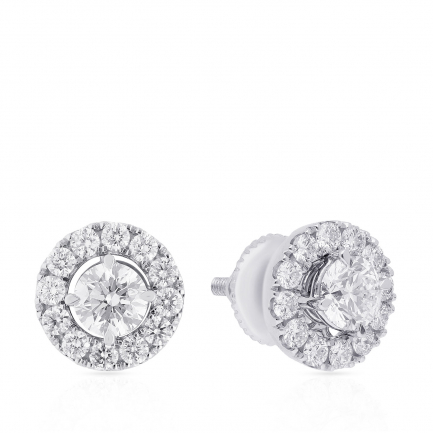Mine Diamond Earring MSOHAL001ER1