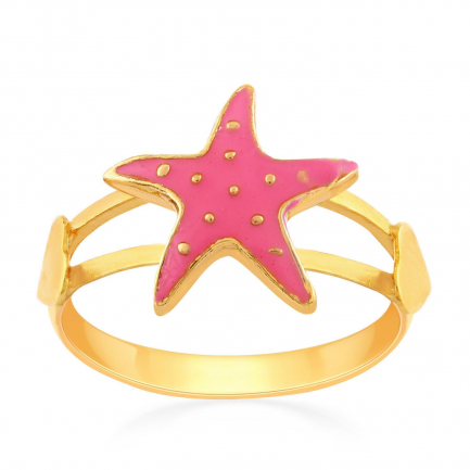 Starlet Gold Ring RG003469
