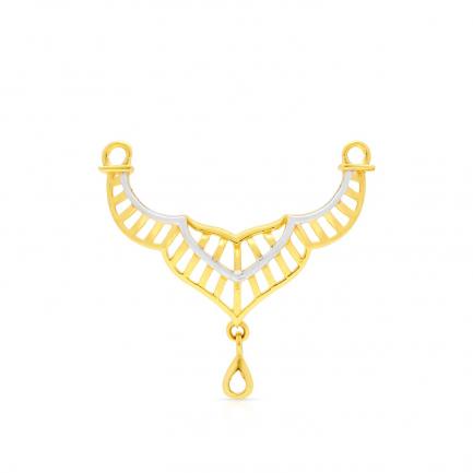 Malabar Gold Pendant TN295098