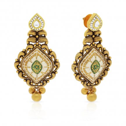 Malabar Gold Earring USER000519