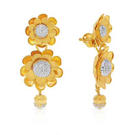 Malabar Gold Earring USER003065