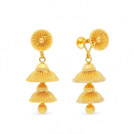 Malabar Gold Earring USER004963