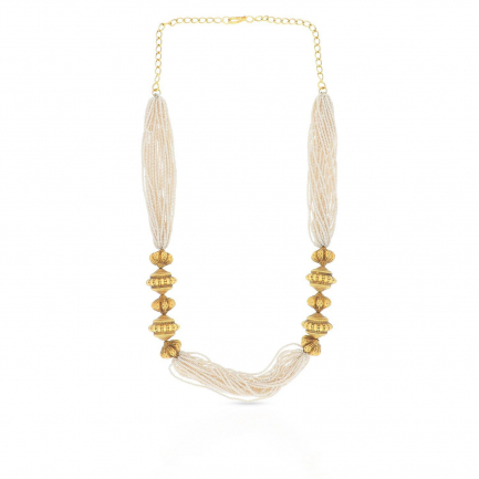 Ethnix Gold Necklace USNK002933