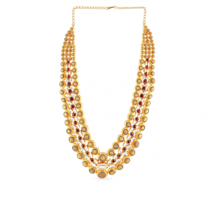 Ethnix Gold Necklace USNS014664