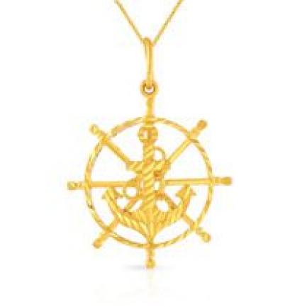Malabar Gold Pendant USPD016688