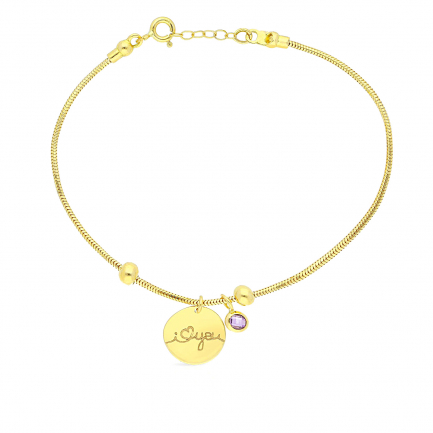 Malabar Gold Bracelet ZOFSHBR014_A